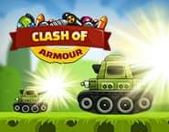 装甲車のクラッシュ
