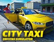 リアル・タクシー・シミュレーター