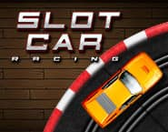 スロットカーレーシング