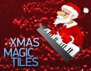 クリスマスのマジックタイル