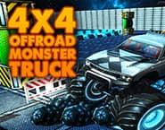 4X4オフロードモンスタートラック