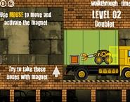 トラックの積み込み1
