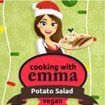 エマとクッキング:ポテトサラダ