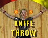 ナイフを投げよう