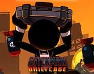 スティックマンのブリーフケース