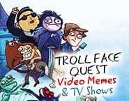 トロールフェイス・クエスト:ビデオミームとテレビ番組