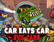 車が車を食べちゃうよ:悪魔の車