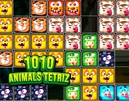 1010 Animals Tetriz