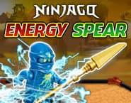 忍者ゴー:エネルギーのヤリ
