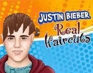 ジャスティン・ビーバー:ホントのヘアカット