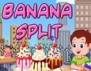 バナナスプリット