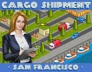 物資の輸送:サンフランシスコ