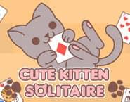 かわいい子貓ソリティア